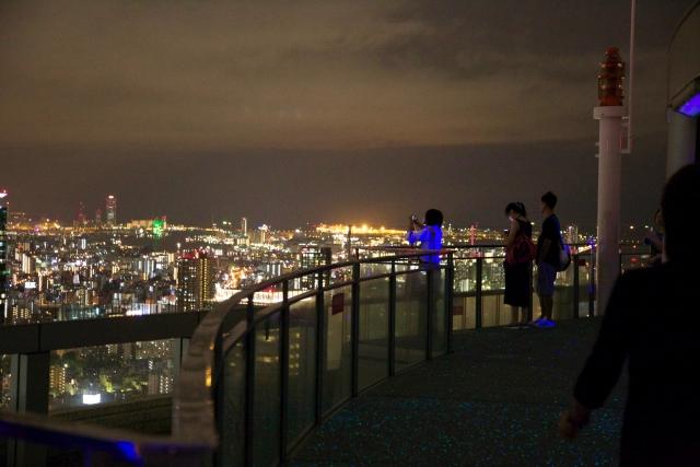 綺麗な夜景