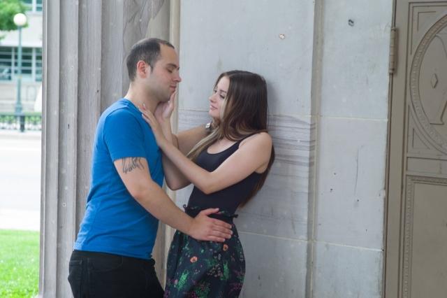 恋愛感情のないキス