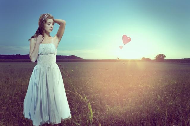 恋愛に理想を追い求めすぎる女性