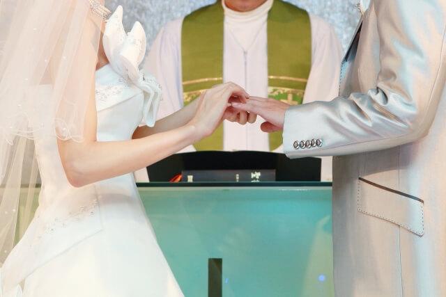 結婚に対する強い意識