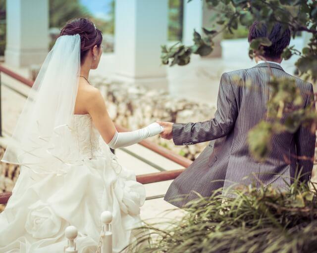 結婚を身近に感じるカップル