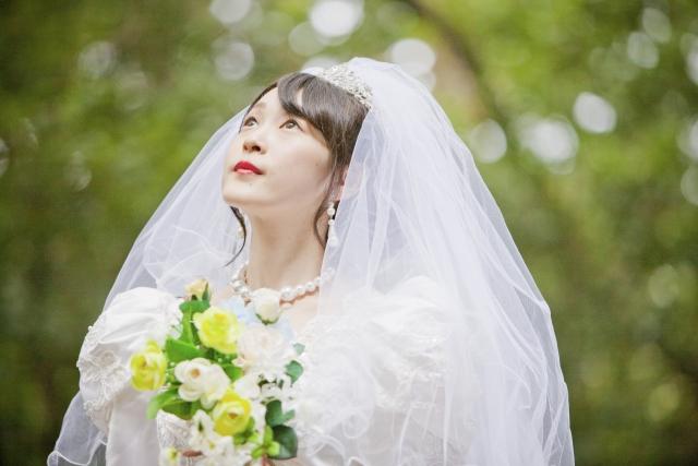 結婚観が変わる女性