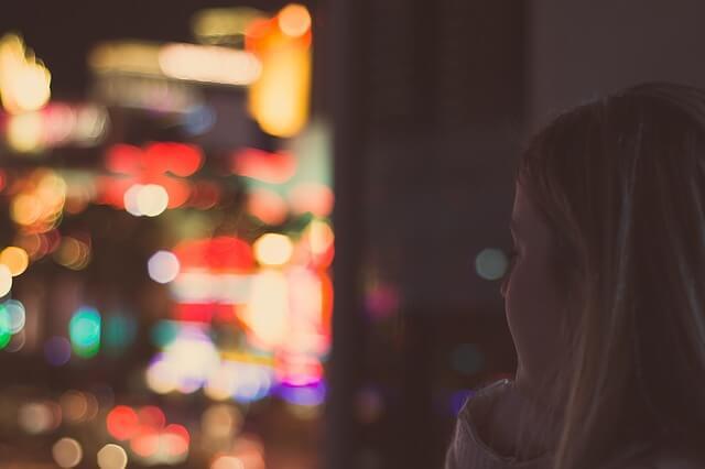 独りよがりな女性