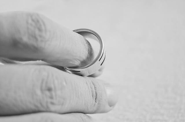 結婚後の男性の冷めた態度
