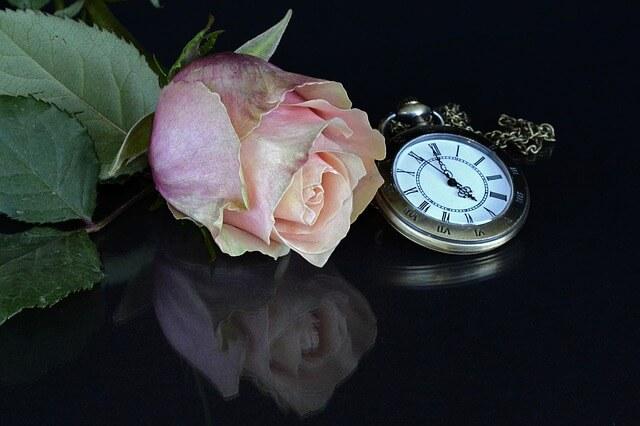 時間をかける片思いの恋愛