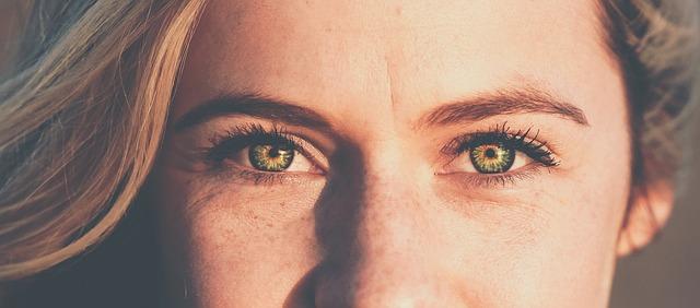 優しそうな目