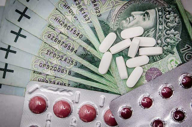 薬の治療費