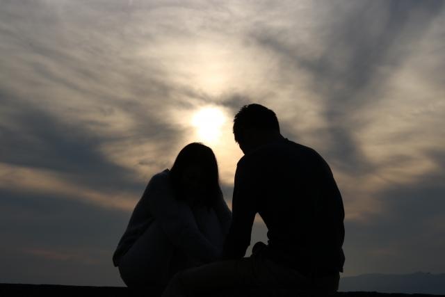 落ち着いた関係になる2ヶ月目のカップル