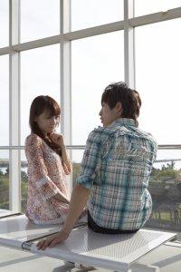 性格が正反対のカップル