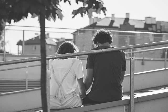 お互いの存在が当たり前になるカップル