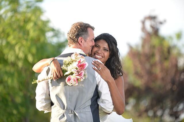結婚に一歩近づく婚活女性