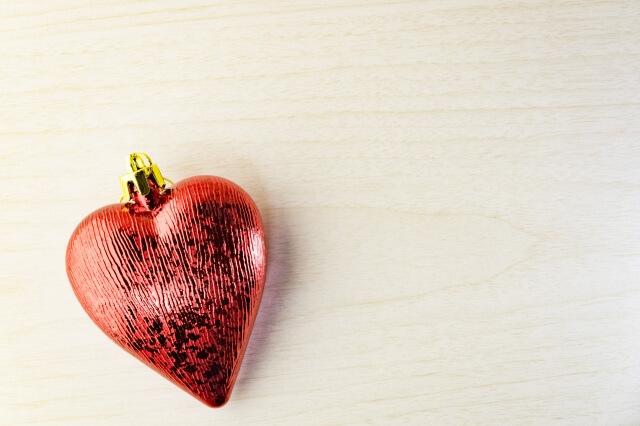 勇気を出した愛の告白