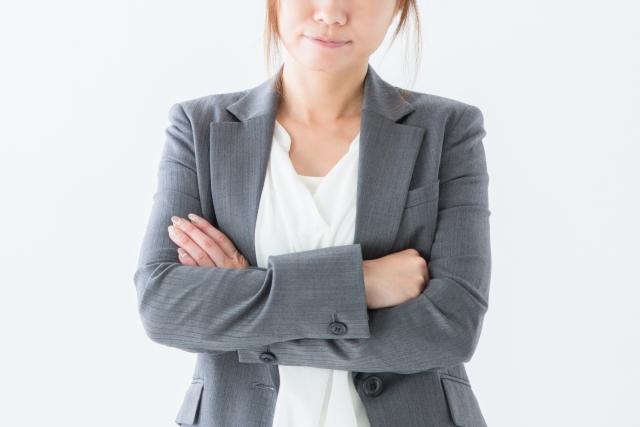 片思いの作戦を練る女性