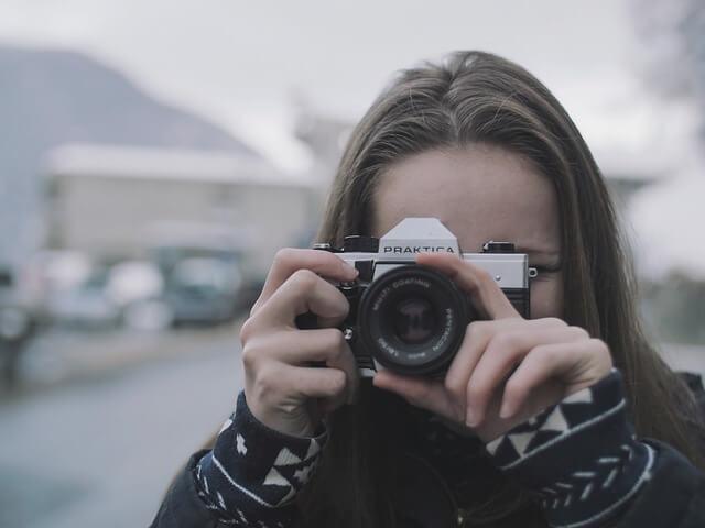 一人で楽しむカメラの趣味