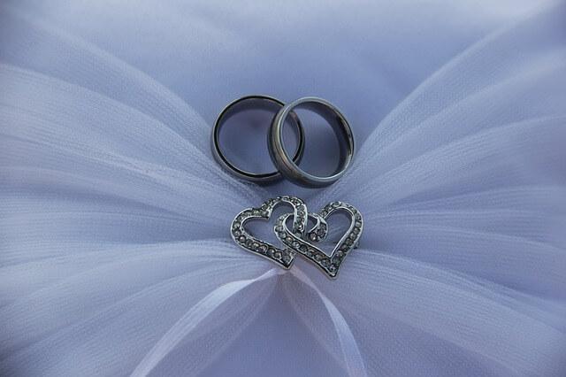 プロポーズと結婚指輪