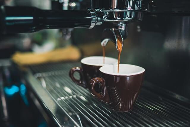 彼と同じコーヒーの注文