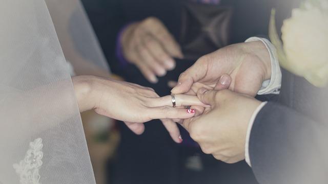 結婚するタイミング