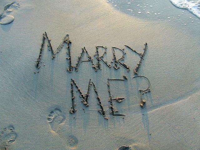 結婚の意思