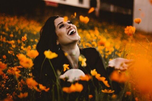 幸せになる女性