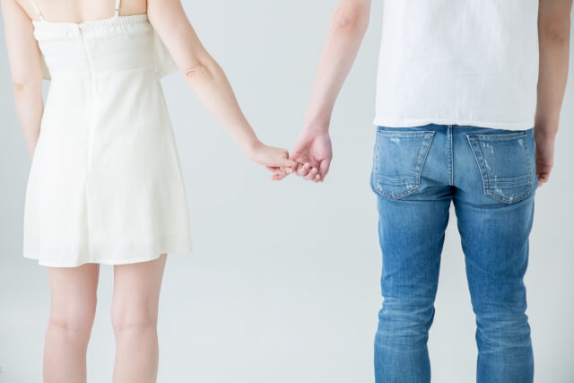 デート中の会話